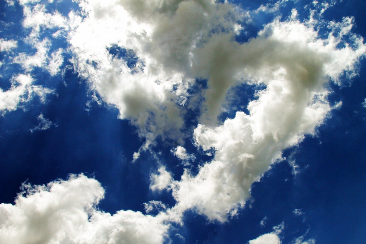 теплые облака картинки каддафи