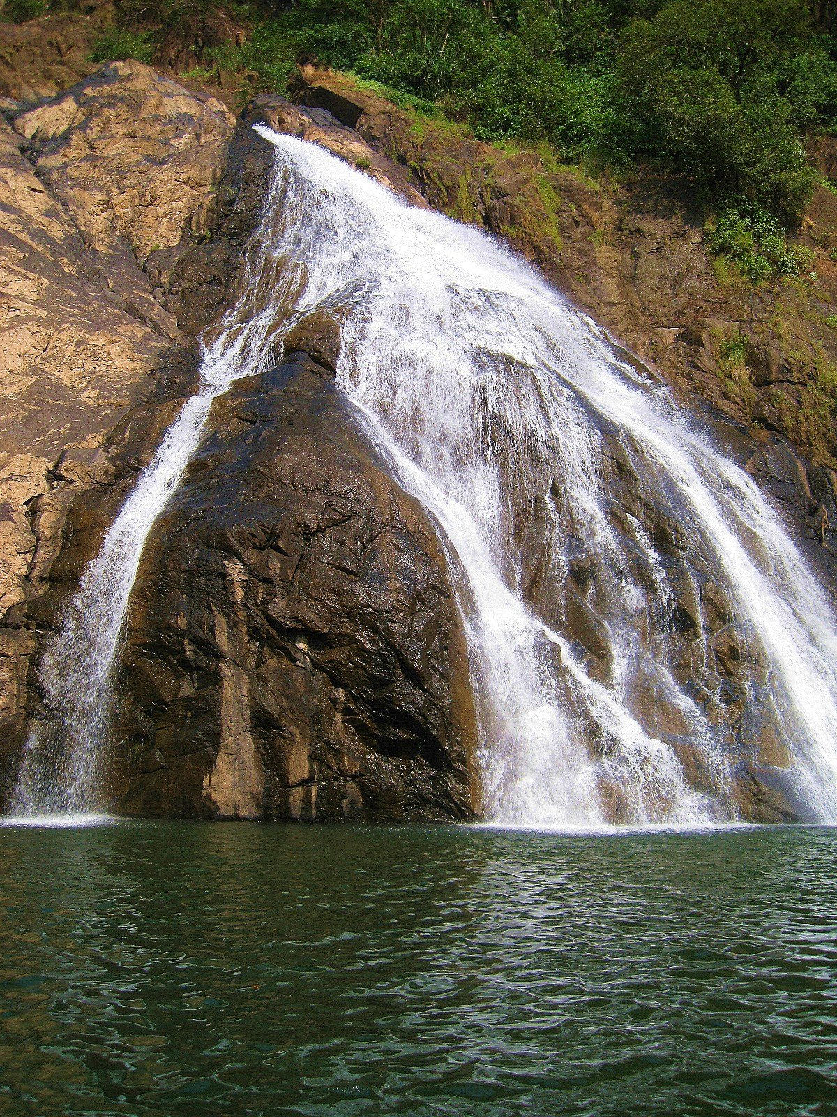 бубеева водопады томпсона фото для вас неповторимый