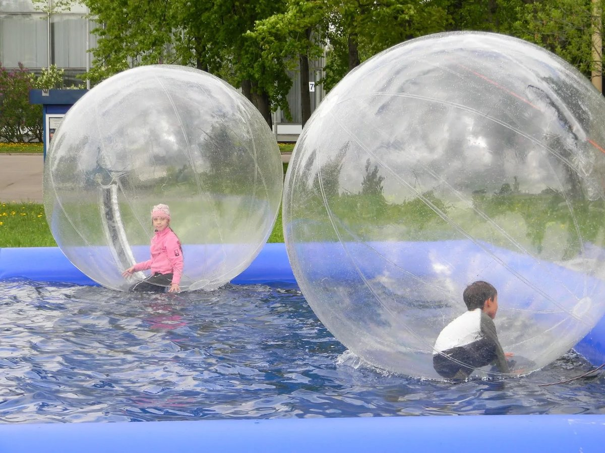 Водный шар картинки для
