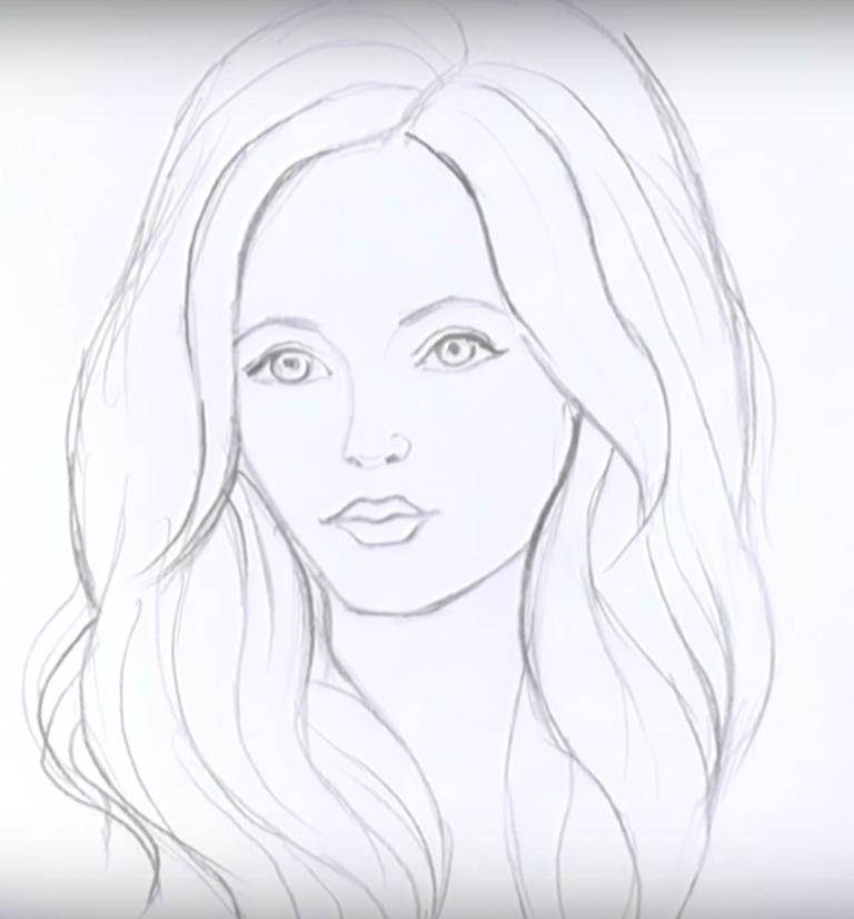 смотреть красивые рисунки карандашом для начинающих рисовать разновидность