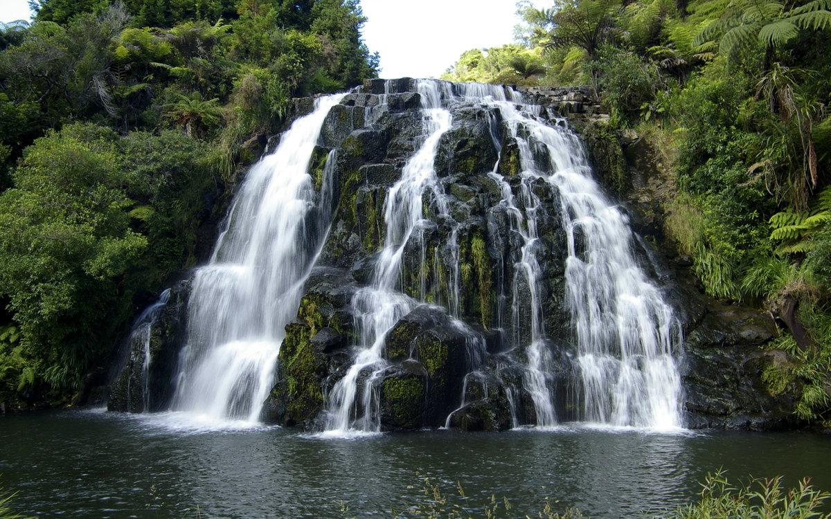 Фотографии водопадов в высоком качестве