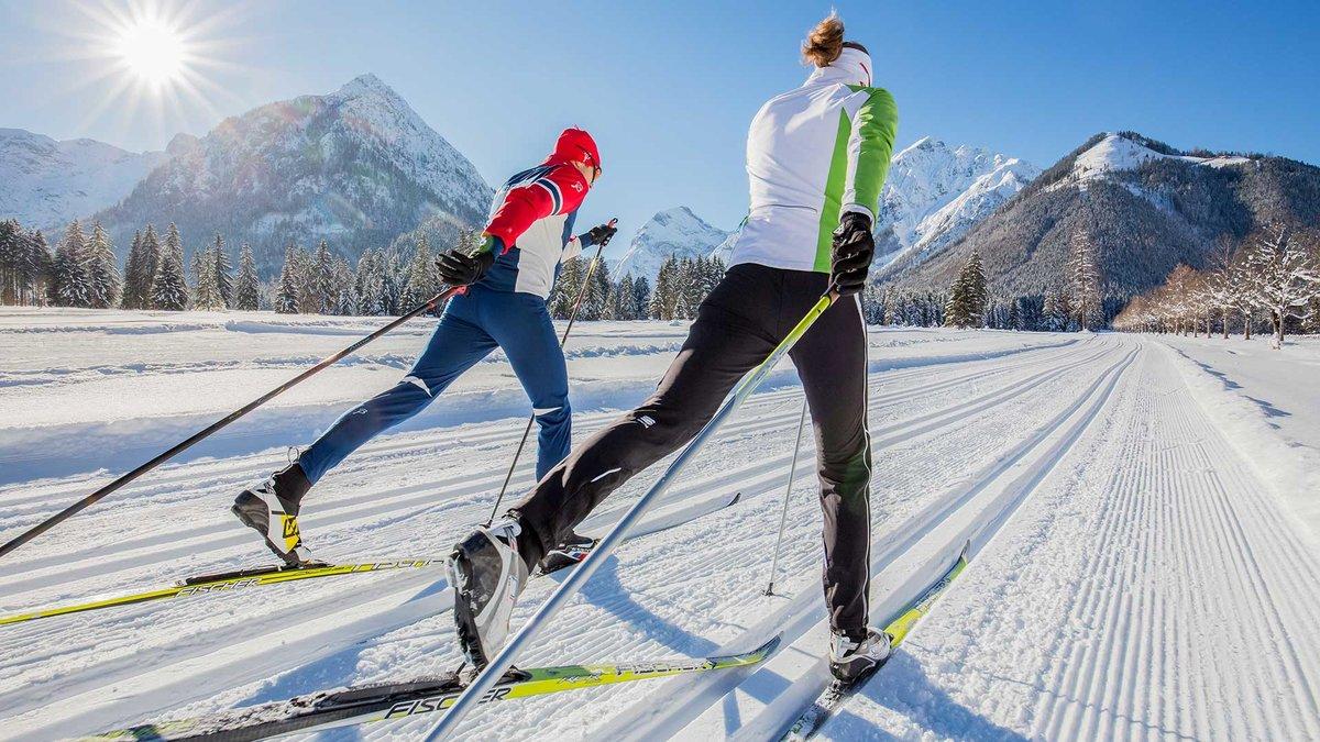 картинки или фото на лыжах самые