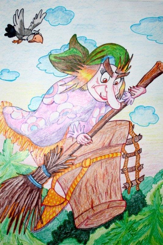 Днем, детские сказки картинки рисовать