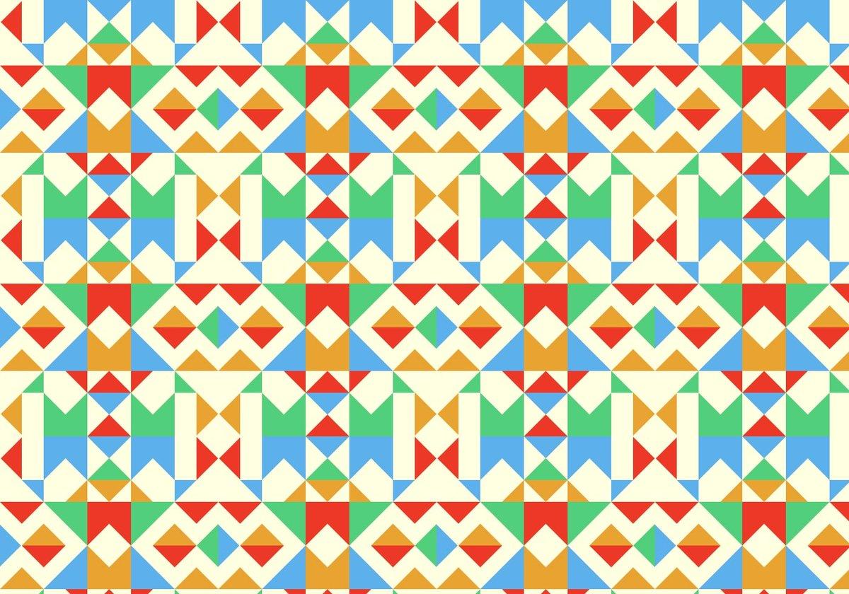 Днем, орнаменты картинки геометрические