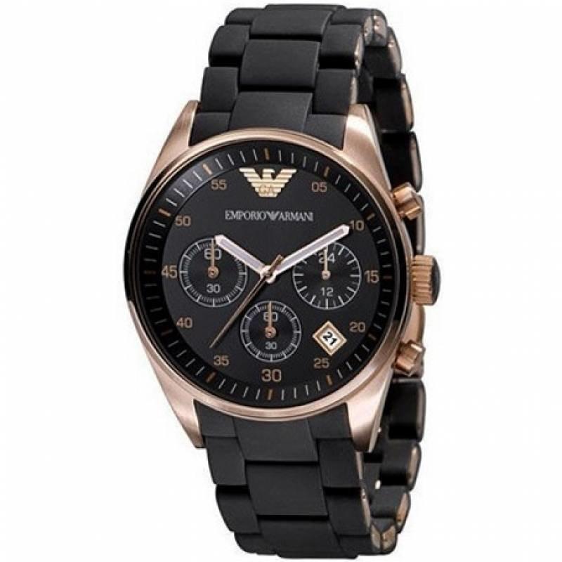 Часы с двумя независимыми измерительными системами: emporio armani gents ar нет в наличии.
