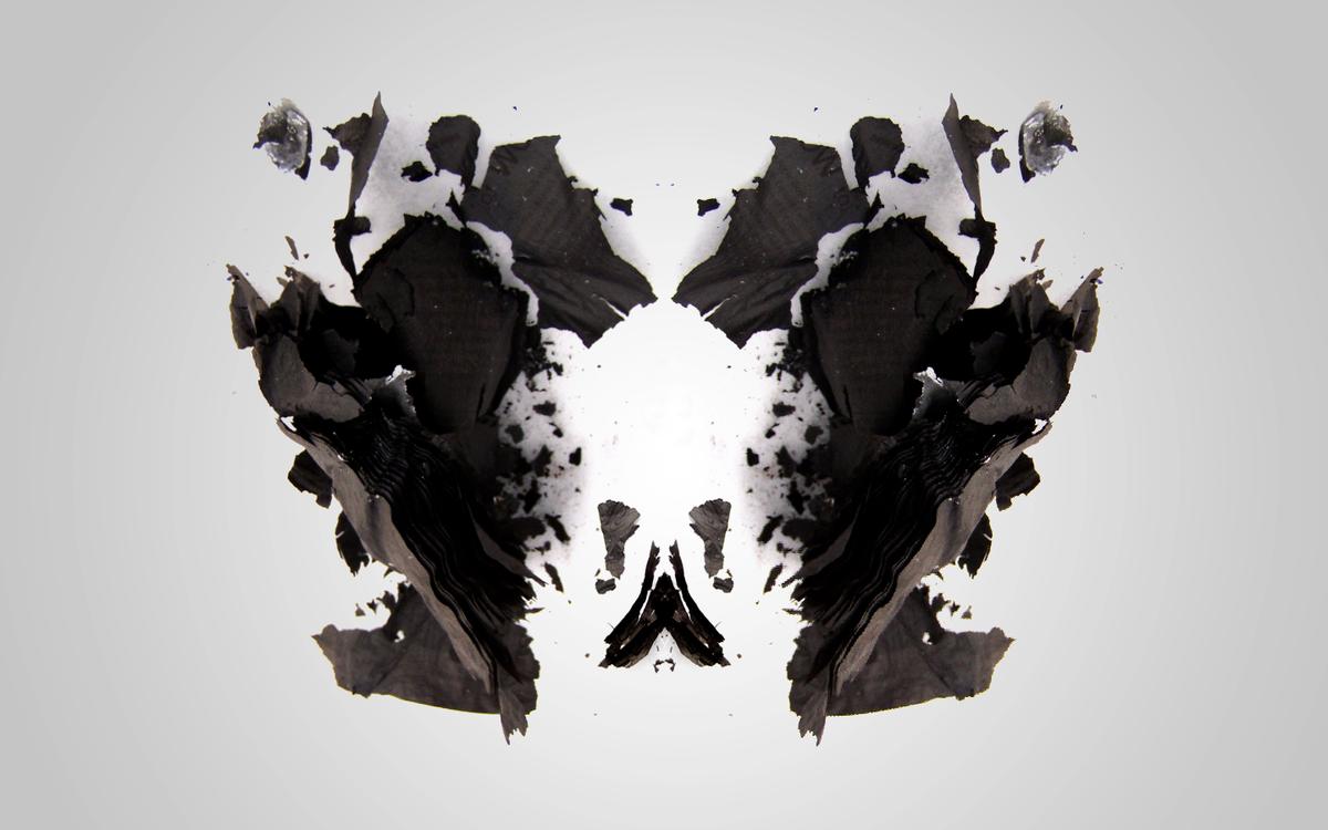 Rorschach Wallpaper - WallpaperSafari