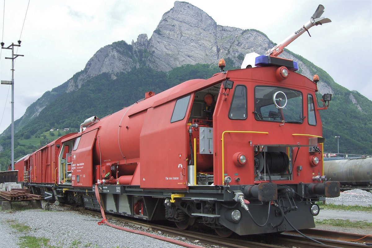 Пожарный поезд картинка для детей