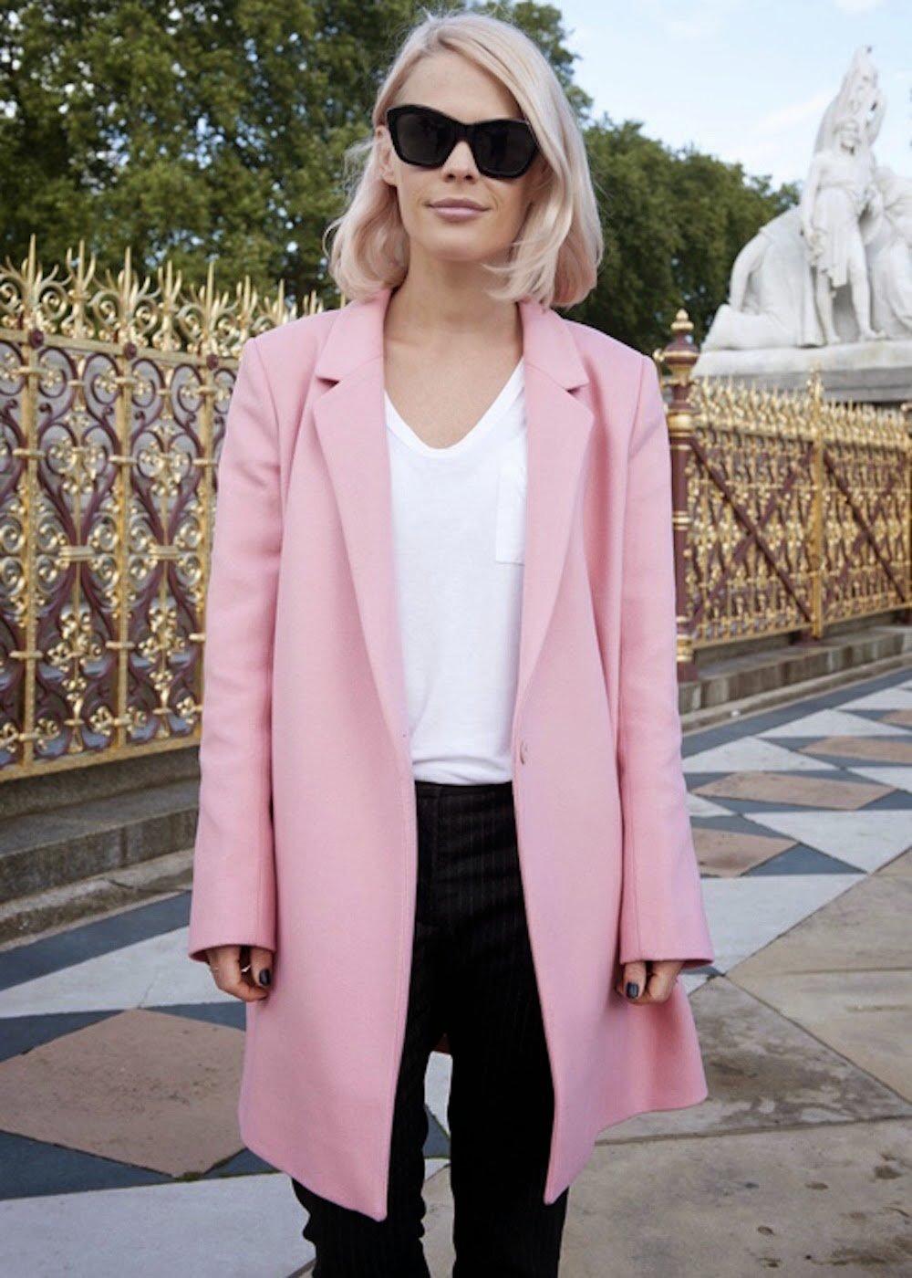 просветительская светло розовый пиджак с чем носить фото спектр услуг всем
