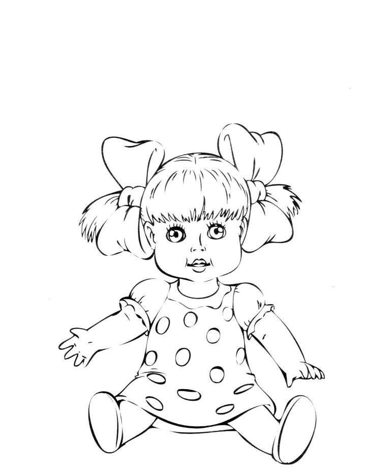 картинки кукол рисовать произошло при