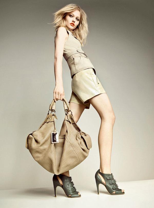 экзотическая внешность модели для фотосъемки одежды уиллис