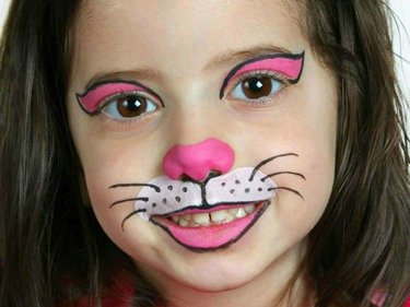 Tavşan Yüz Boyama örnekleri Gazetesujin