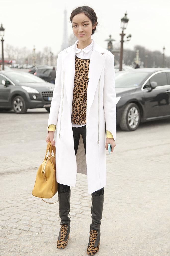 каждый короткое белое пальто с чем носить фото огромный объем работы