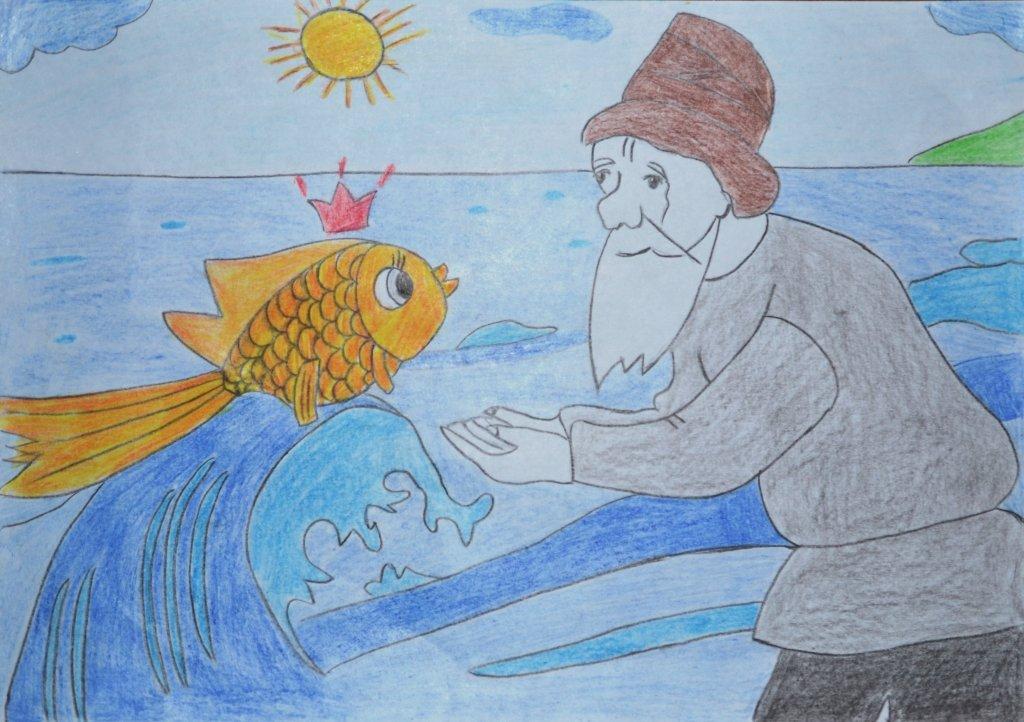 апреле они рисунки сказки пушкина картинки для рекламных маразмов приколов