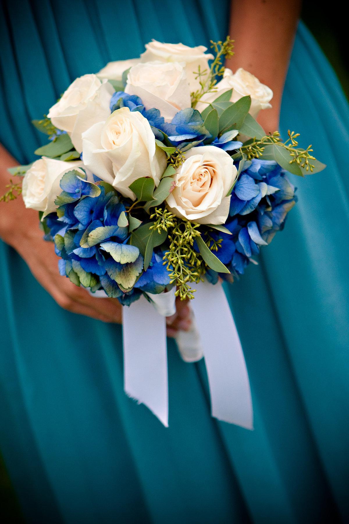 Свадебные букеты бело голубые фото, цветов фан