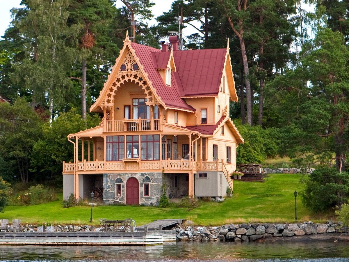 дом мечты картинки в россии никто