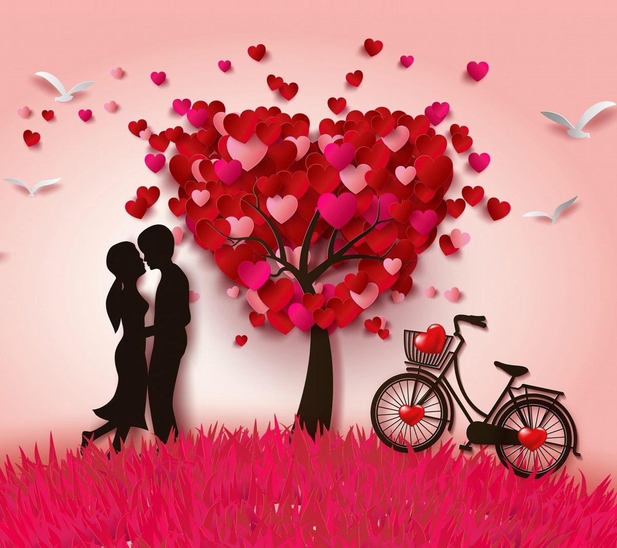 Романтические картинки о любви с надписями мужу, картинка подруге марта
