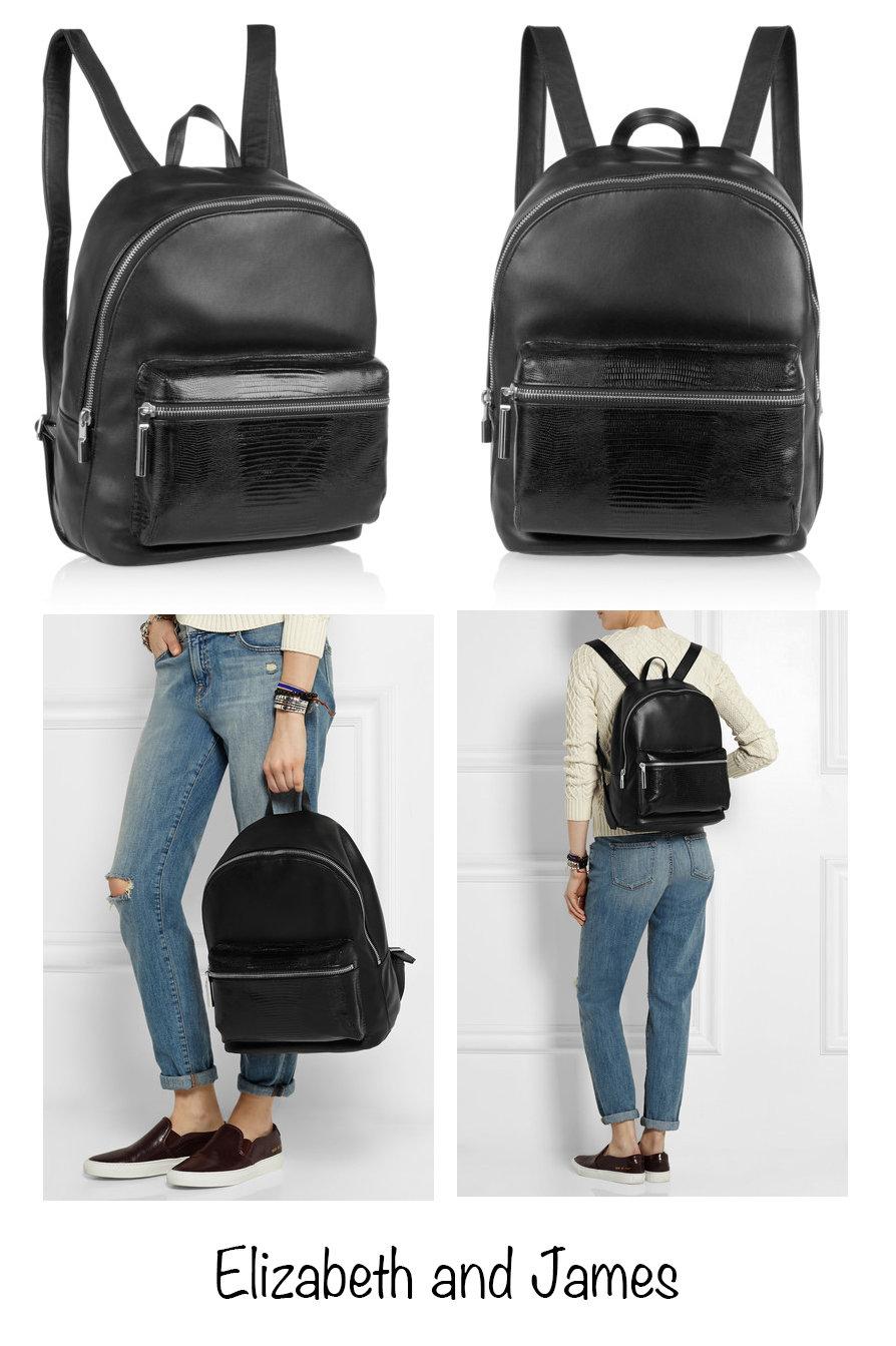 8b4de2fc2dc2 ... Кожаный рюкзак - модные цветные модели, рюкзак-сумка, стильные кожаные  рюкзаки для женщин