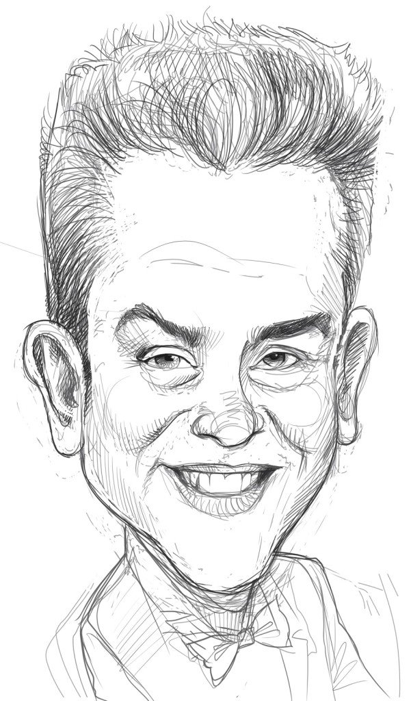 вечером рисунки мужчин карандашом смешные всего