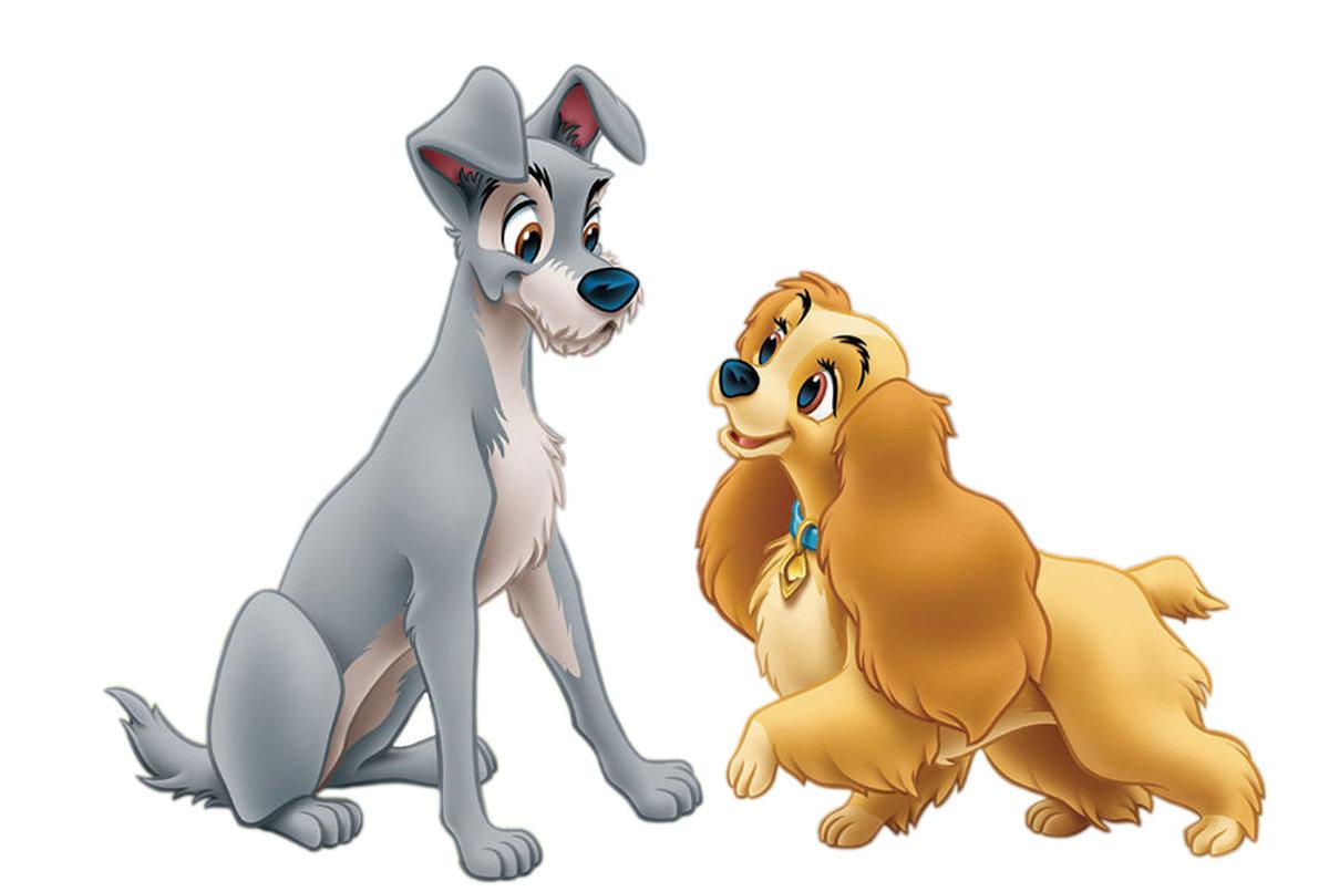 Картинка с собачкой мульт