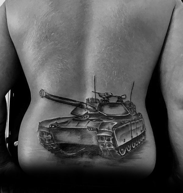 Картинки тату танки