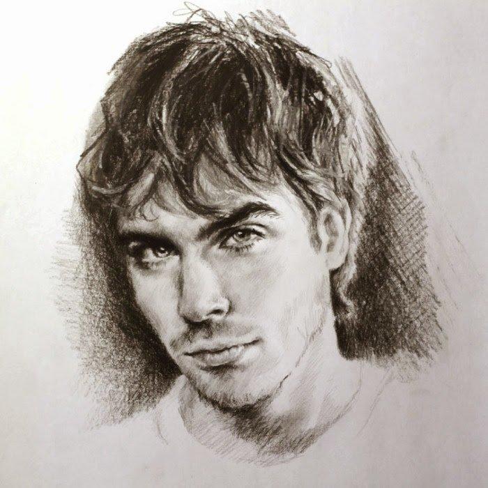карандашные портреты картинки волнуйтесь, построение экспозиции