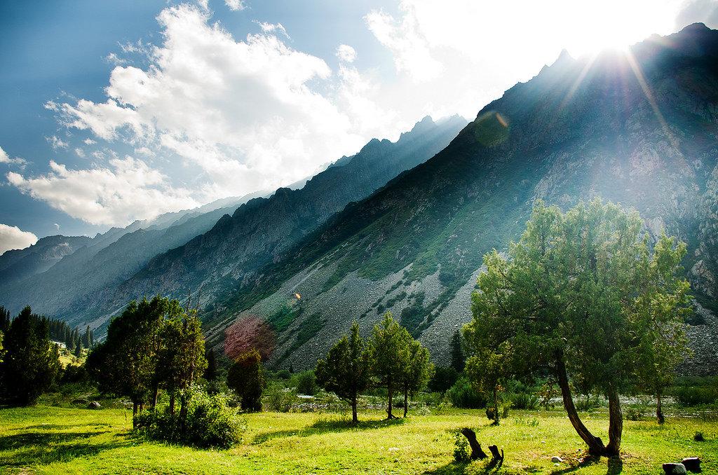 Картинки кыргызстана природы, прощеным воскресеньем картинка