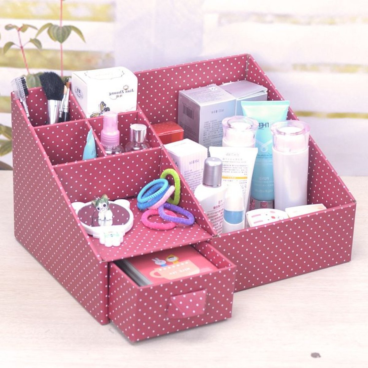 Diy Organizer Box Tutorial