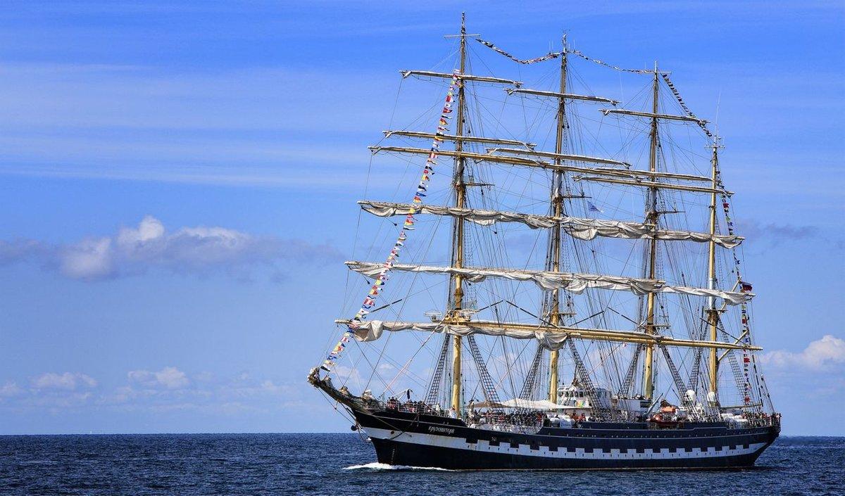 Фото парусных кораблей россии
