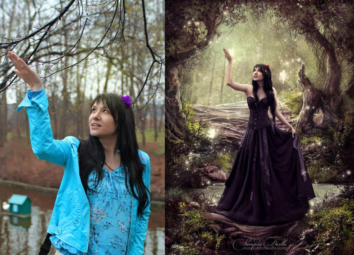 Картинки обработка фотошоп