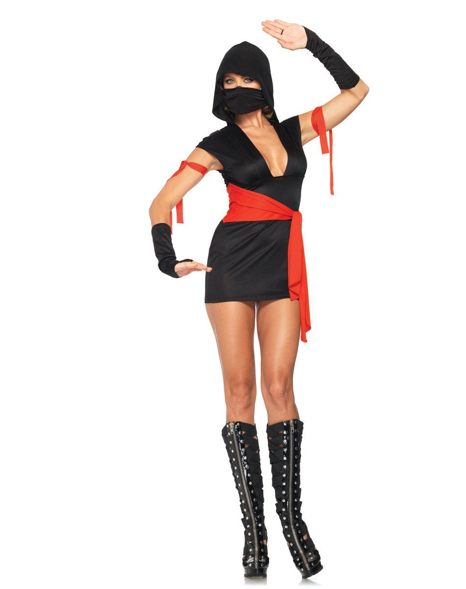 Hot ninja women — 13
