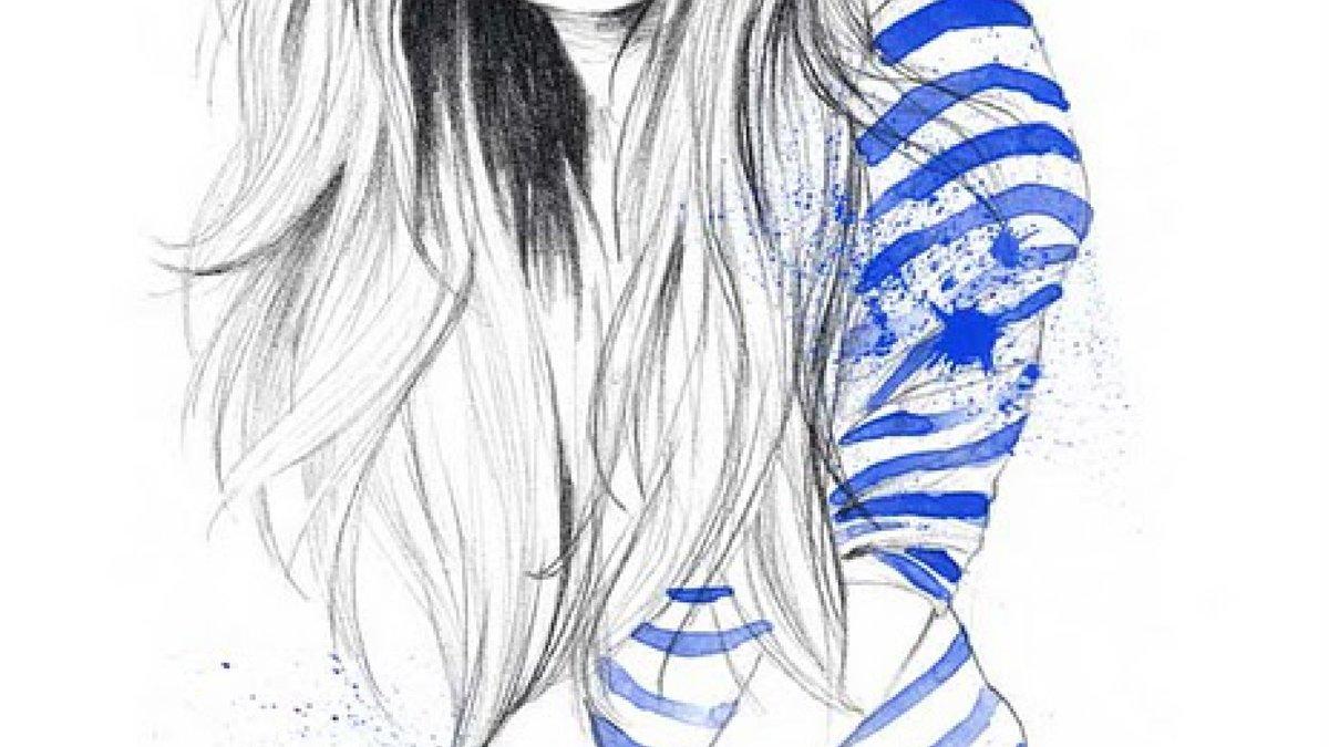Крутые картинки на аву для девочек 12 лет рисунки