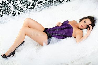 Марина девушка в нижнем белье — pic 13