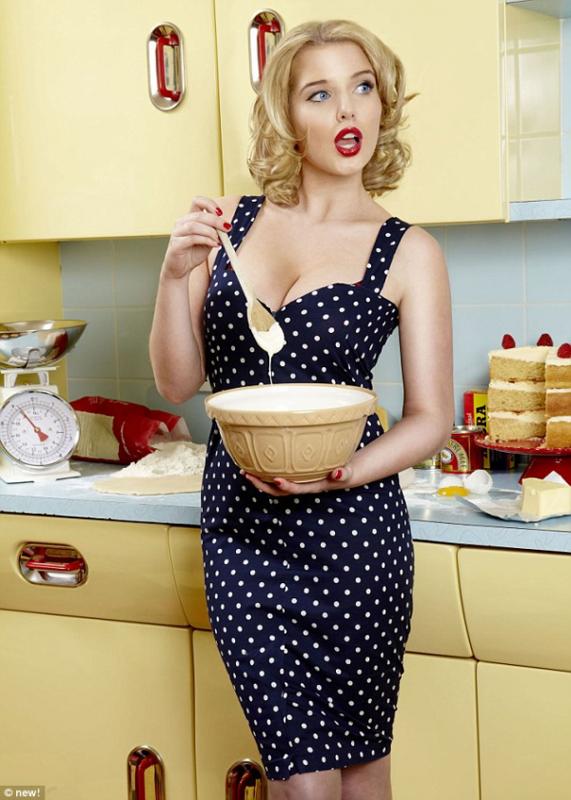 Толпой фотосессия на кухне сучка порно фото