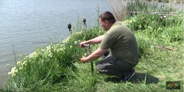 Самоподсекающая удочка для летней рыбалки видео Сайт производителя ...