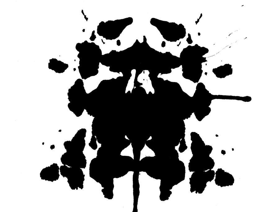 Тест у психолога что ты видишь на картинках
