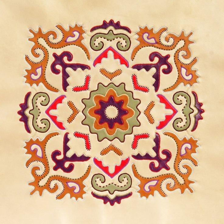 Картинка татарские узоры, открытка маме