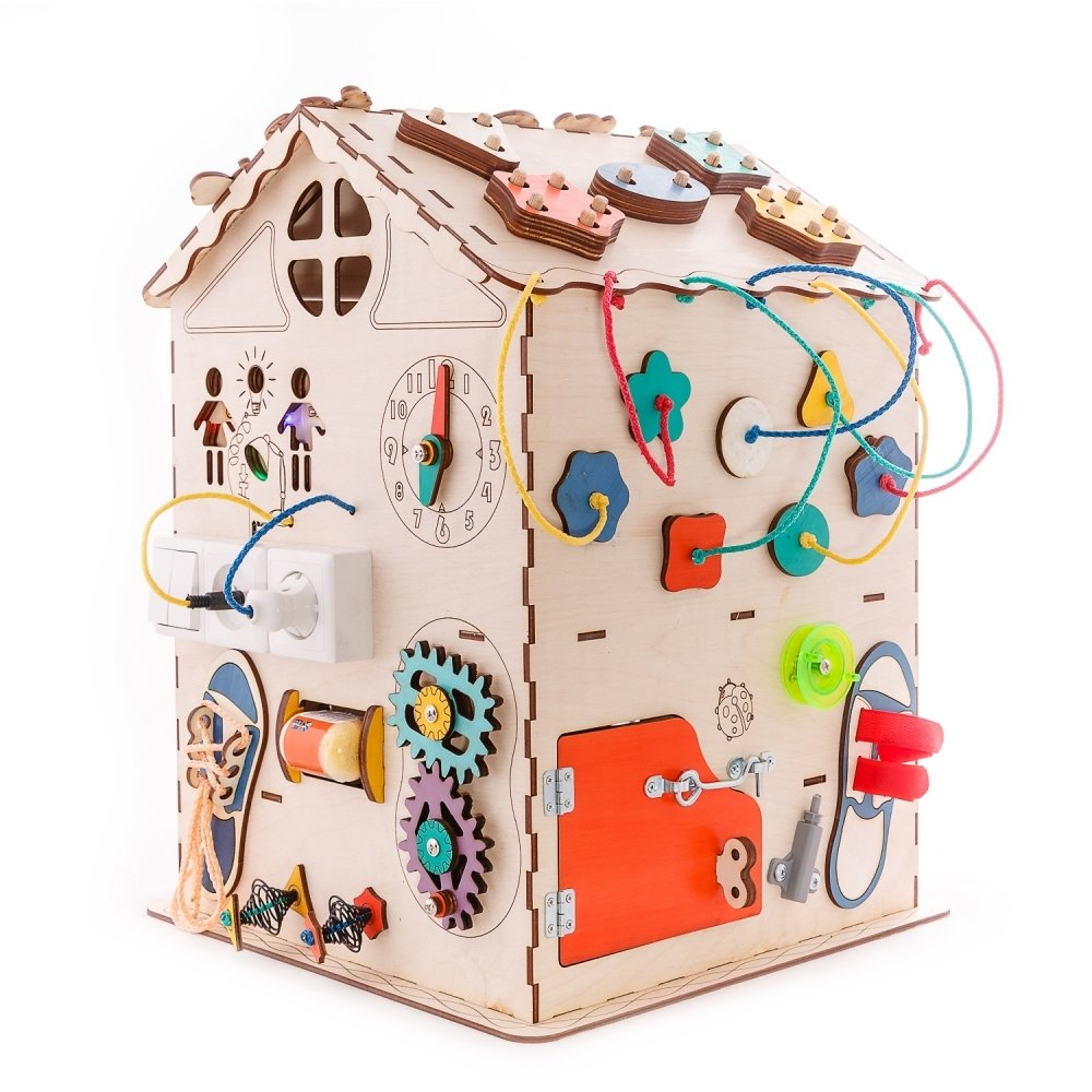 Бизидом игрушка для развития в Магадане