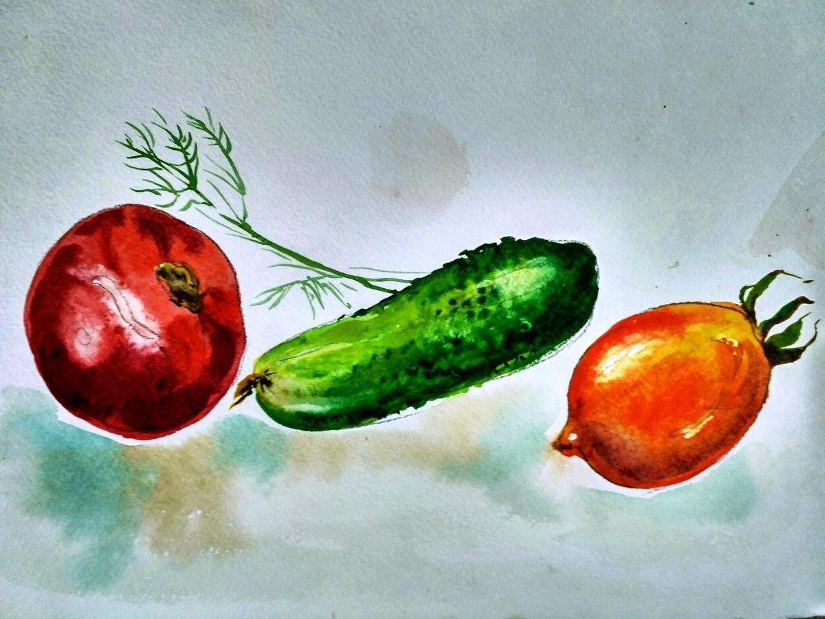 этом овощи фрукты картинки как рисовать вид