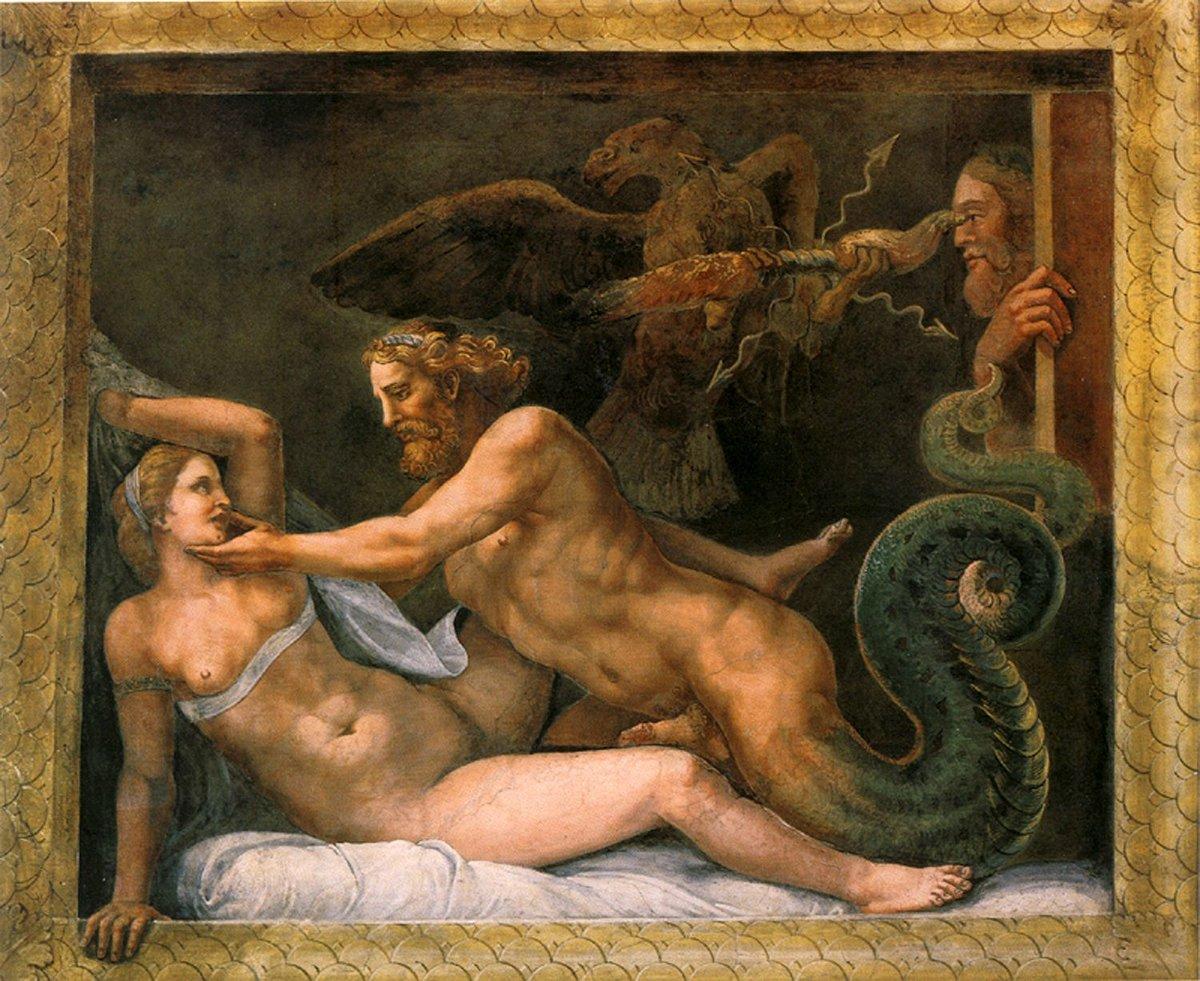 Сексуальное видео античное