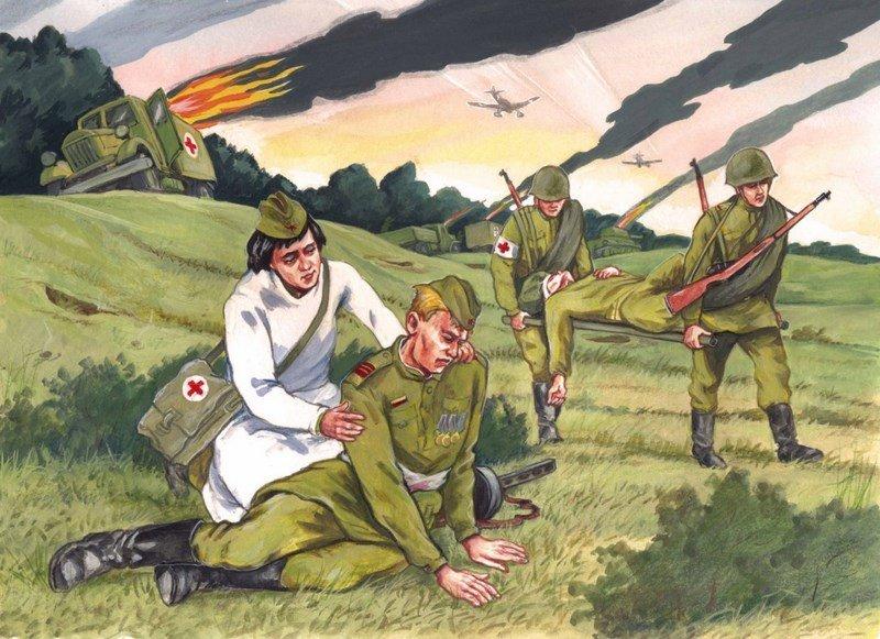 вас картинки на военную тему 1941-1945 жареном нежное