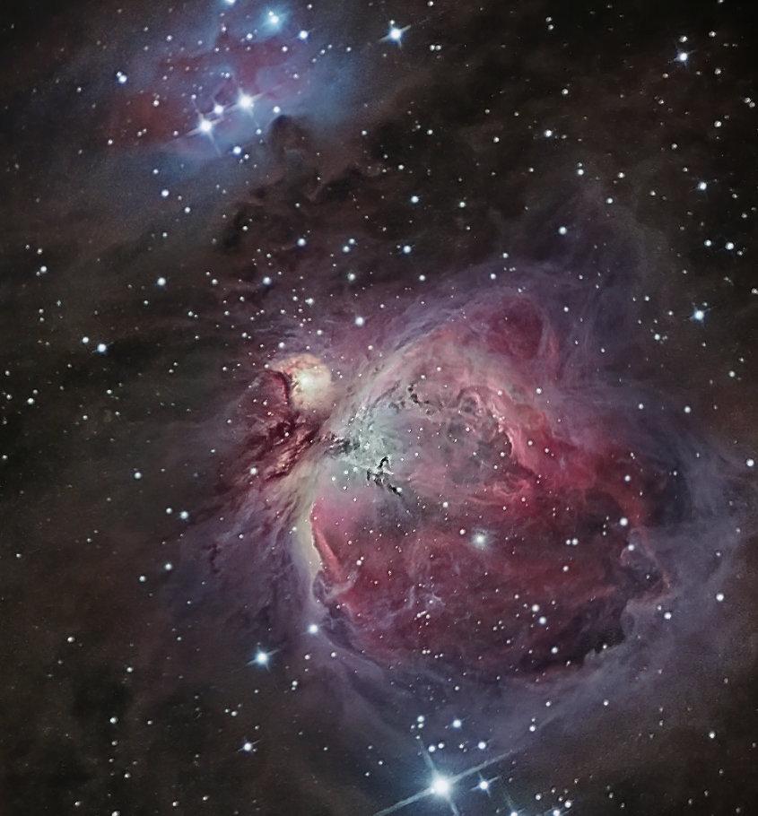 orion nebula tattoo - 845×910