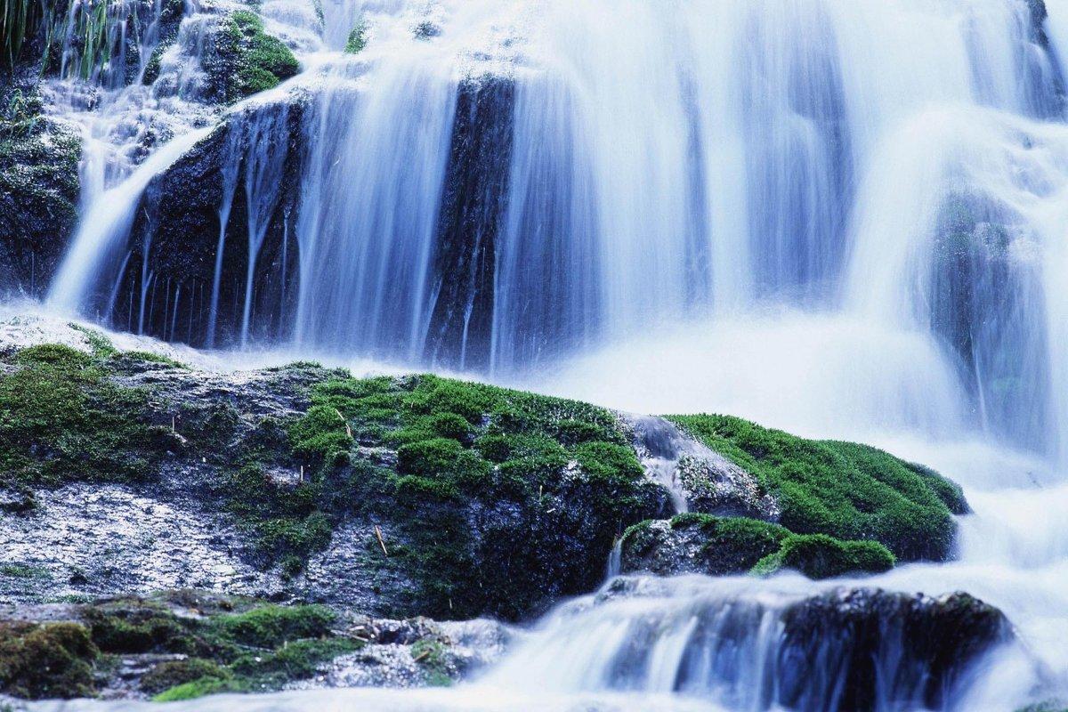 если такой картинки про водопад нас появился новый