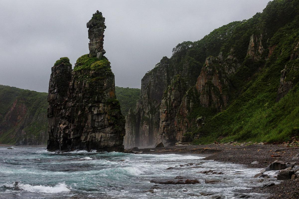 дальнегорск приморский край фото море палитре одного камня