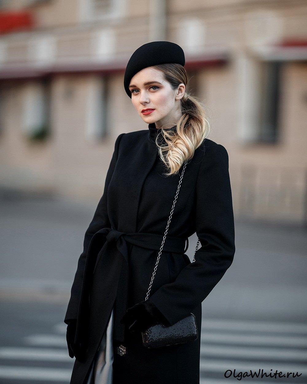 Пальто во французском стиле фото