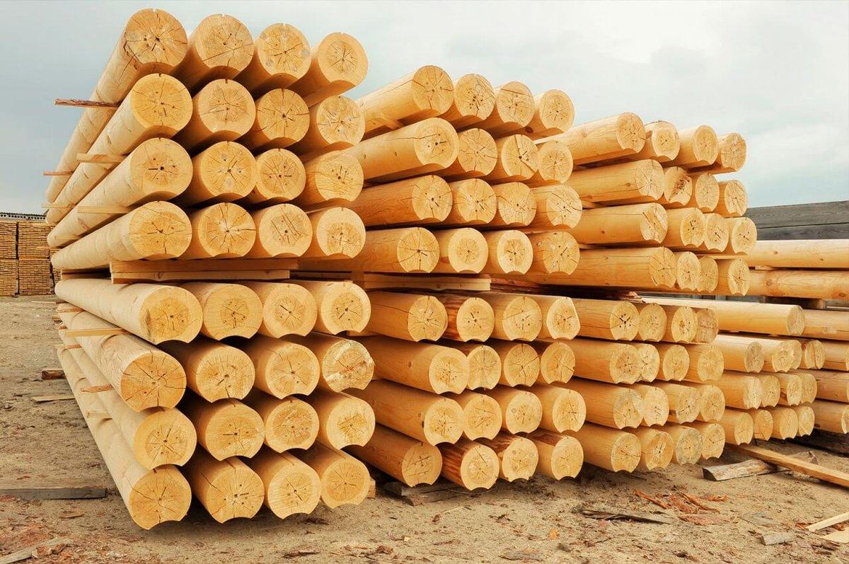 сколько дают леса на строительство