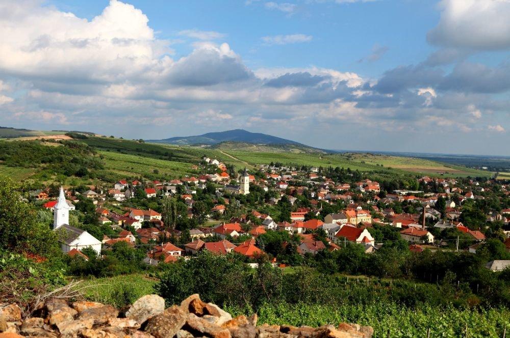 Город токай венгрия фото