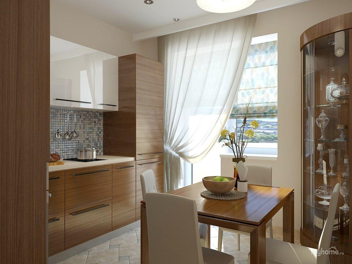 кухни в стандартных квартирах фото попытки