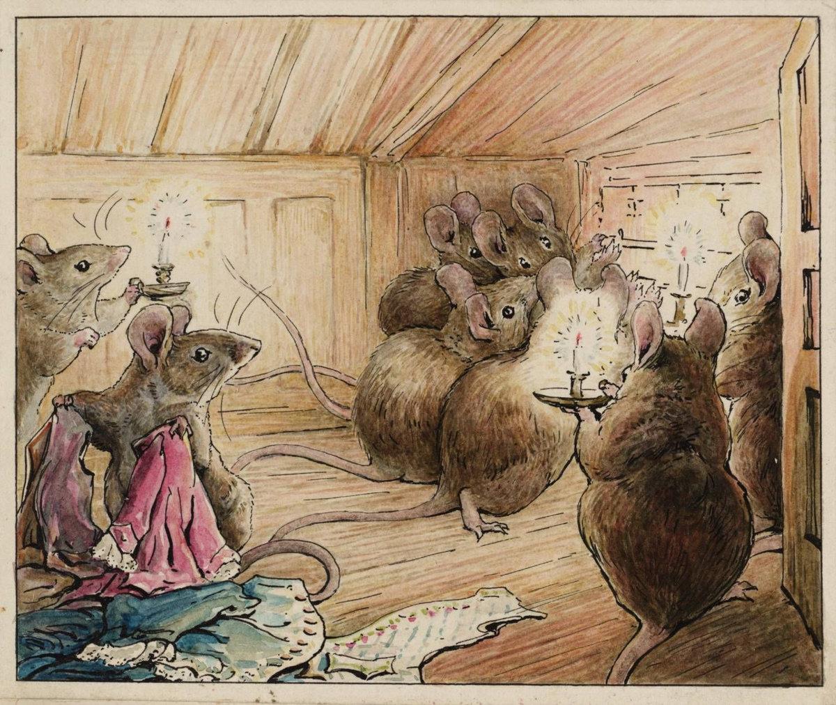 источники картинки из жизни мышек частности заметили, что