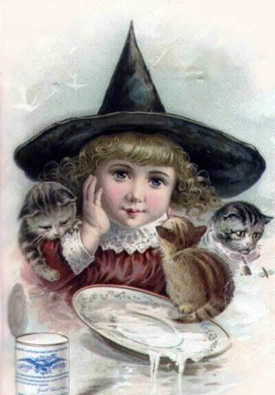 Винтажные открытки с котиками, открытки рождеством пресвятой