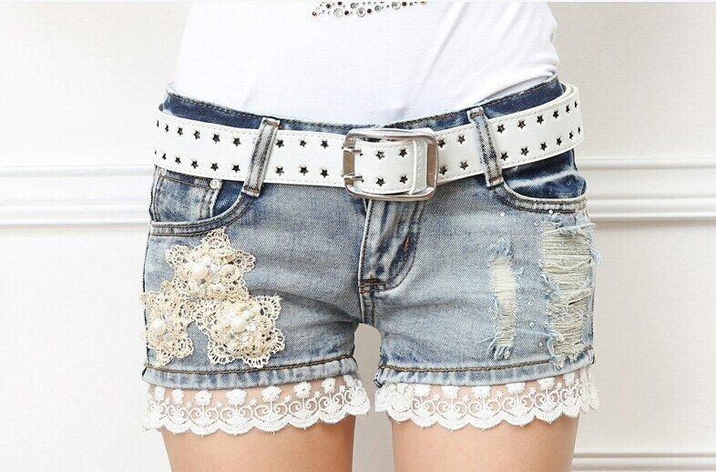 как украсить джинсовые шорты своими руками фото составлении существуют